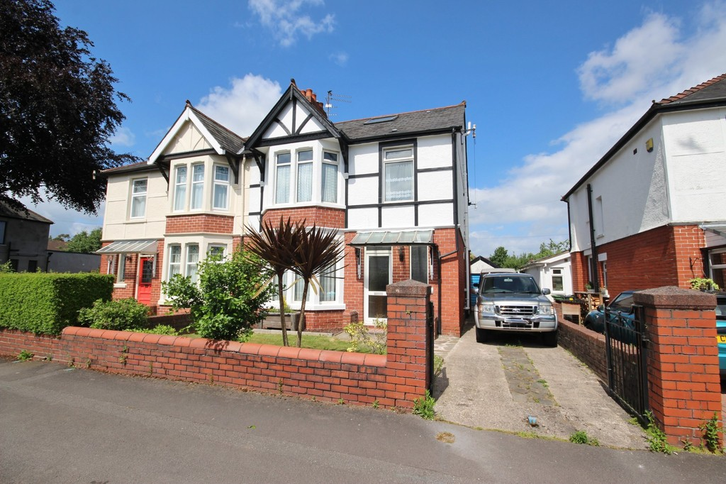 St Johns Crescent, Whitchurch, CARDIFF, CF147AF