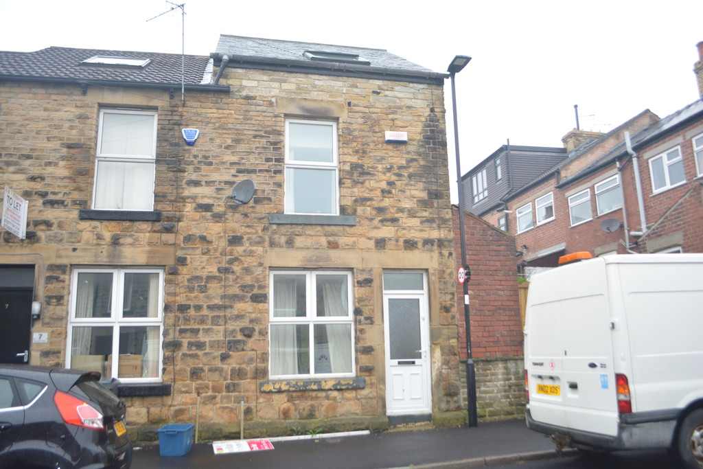 Four Double Bedrooms for rent in , Sheffield, S1