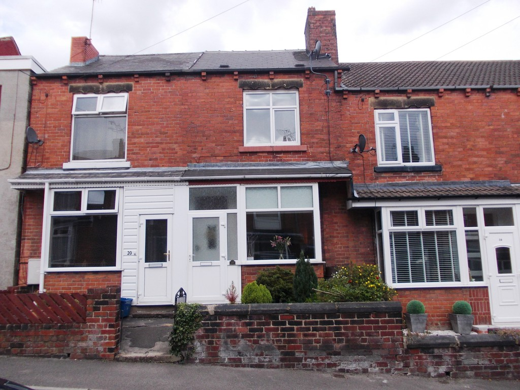 Two Bedroom Mid Terrace for rent in Chapeltown, Sheffield, S3