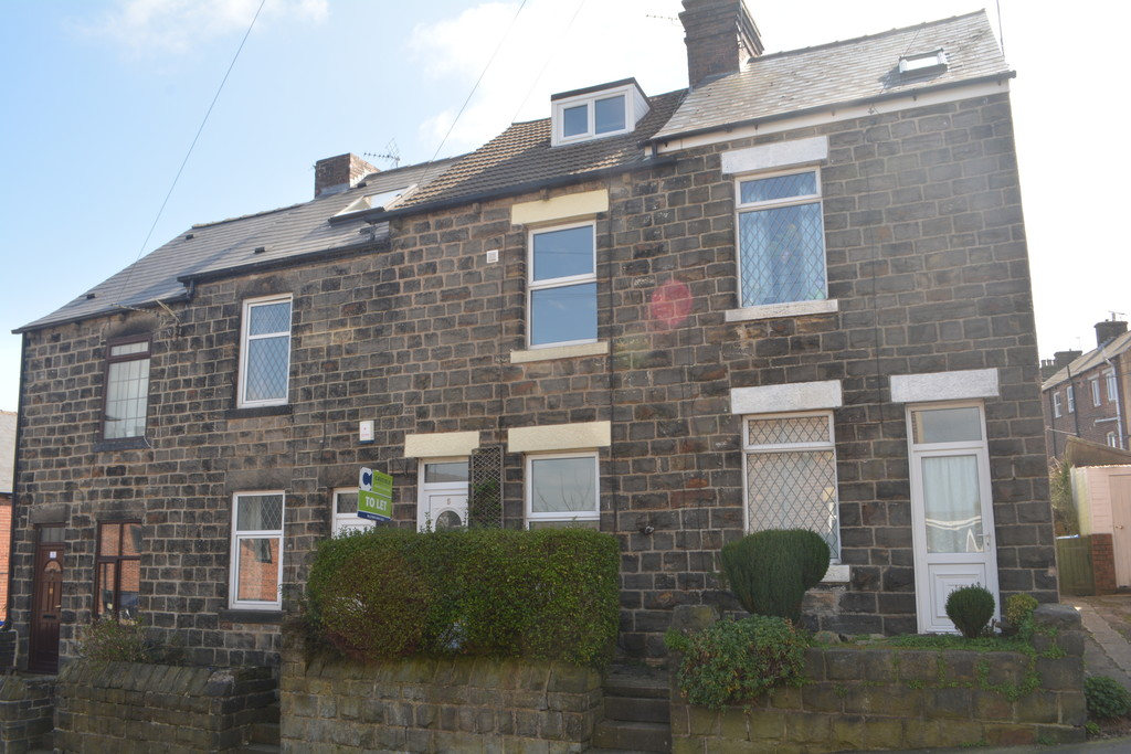 Two Bedroom Mid Terrace for rent in Stocksbridge, Sheffield, S3