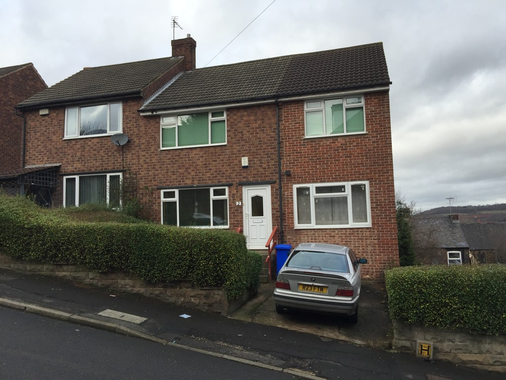 Four Bedroom Semi for rent in Wincobank, Sheffield, S9