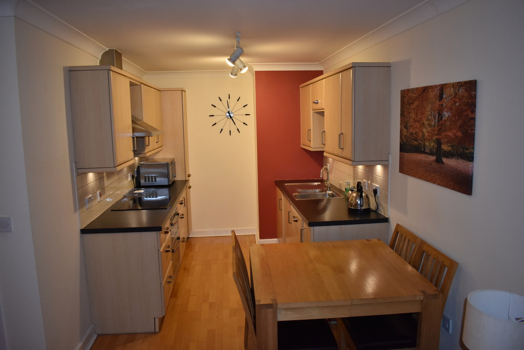 One Double Bedroom Apartment for rent in Millsands, Sheffield, S3