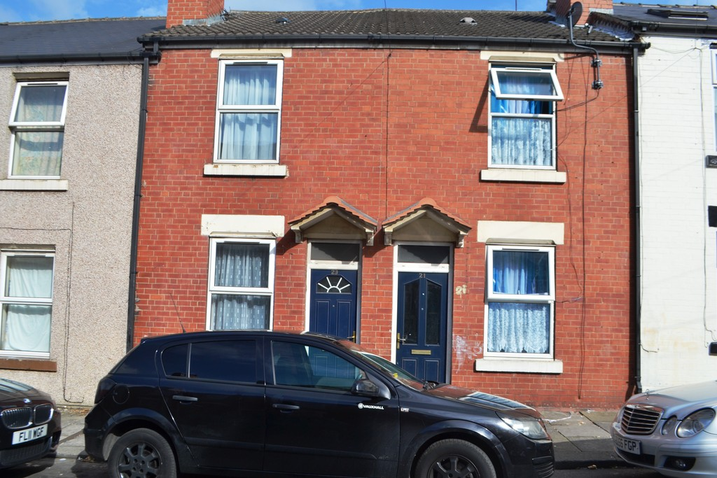 Two Bedroom Mid Terrace for rent in , Rotherham, S6