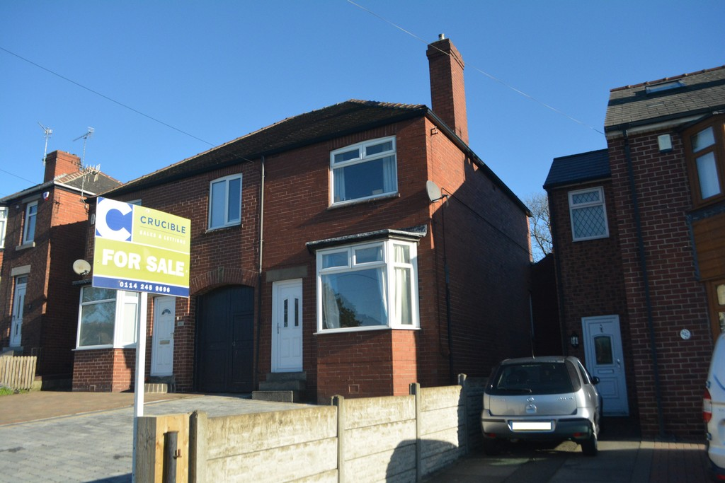 Immaculate Semi Detached Property for sale in Chapeltown, Sheffield, S3