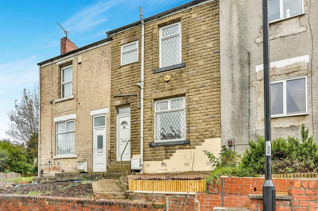 Spacious Mid-Terrace Property for sale in , Sheffield, S9