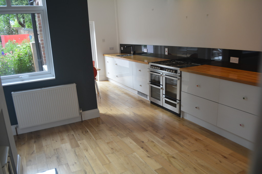 Period three bedroom terrace for rent in , Sheffield, S1