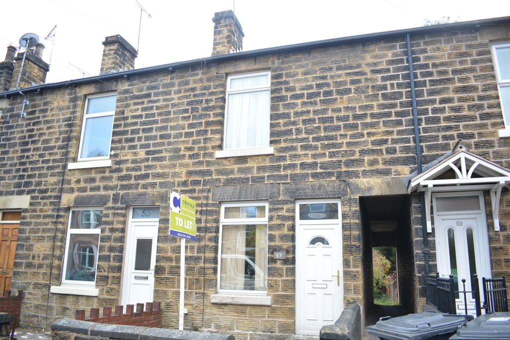 Modern Terrace for rent in , Sheffield, S6