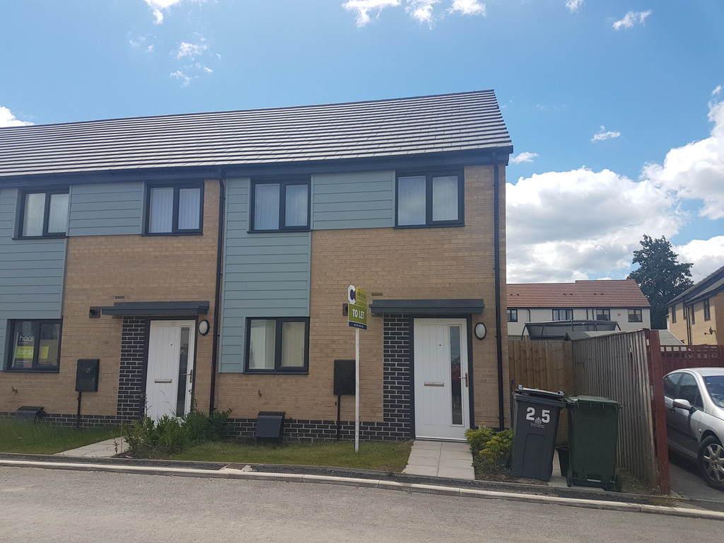 TWO DOUBLE BEDROOMS for rent in Edlington, Doncaster, DN