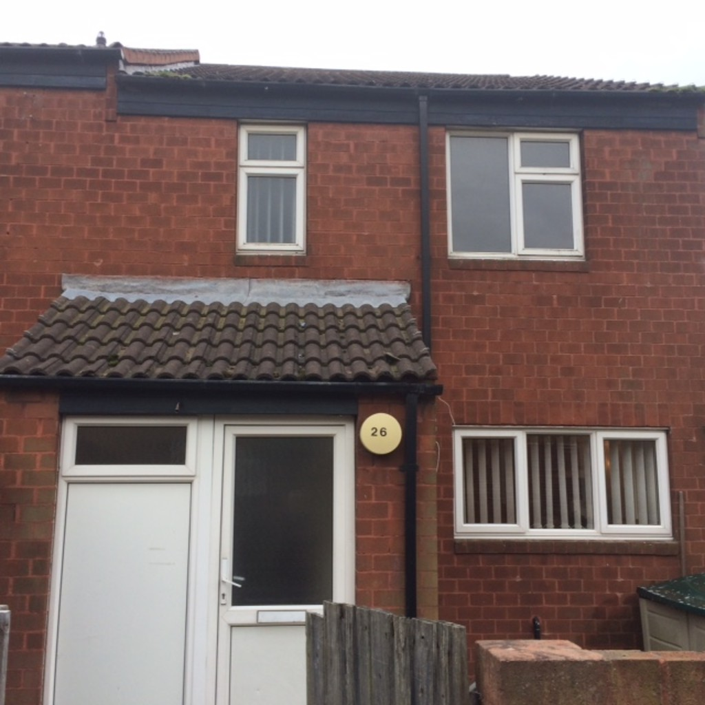 Available now for rent in Flanderwell, Rotherham, S6