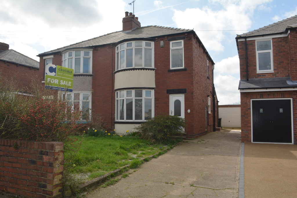 Three Bed Semi for sale in Thorpe Hesley, Rotherham, S6
