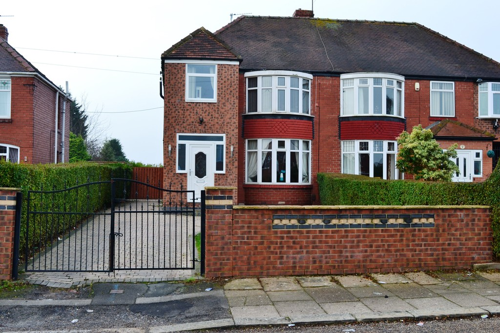 Extended Three Bedroom Semi for sale in , Rotherham, S6