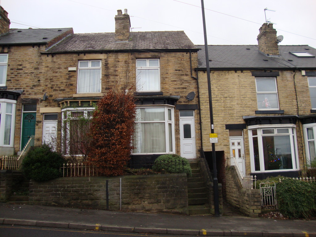 Three Bedroom Mid Terrace Property for rent in Walkley, Sheffield, S6