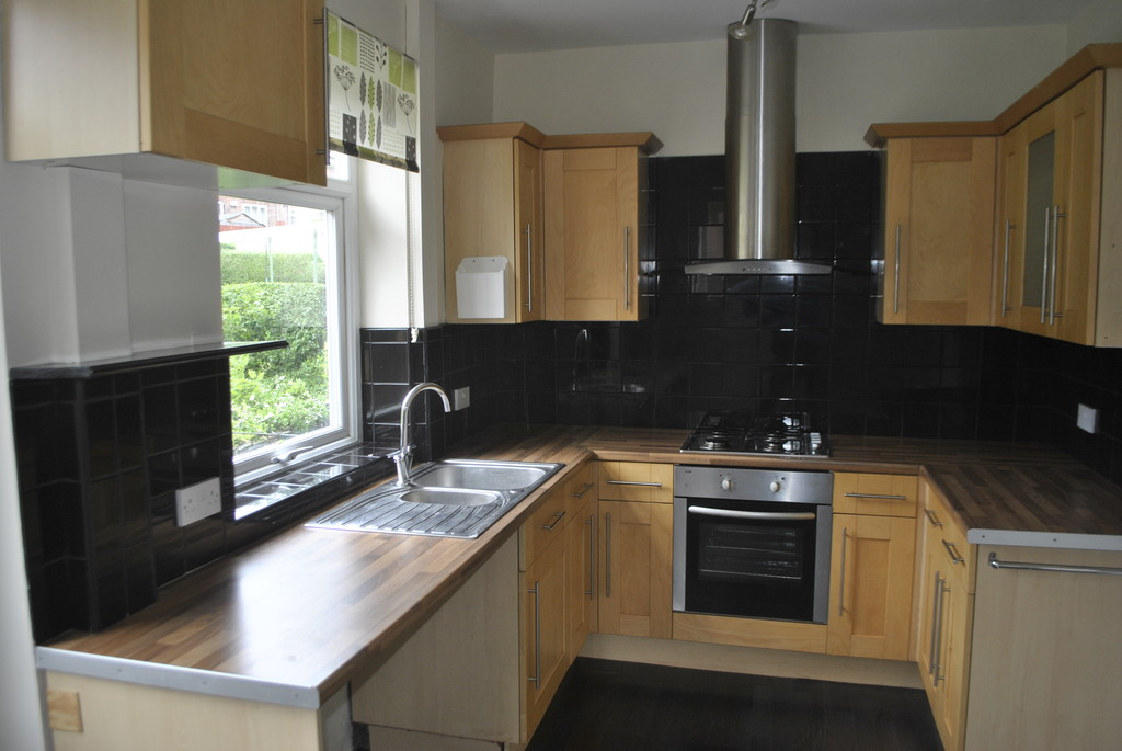 Two bedroom end terraced property for rent in , Sheffield, S5