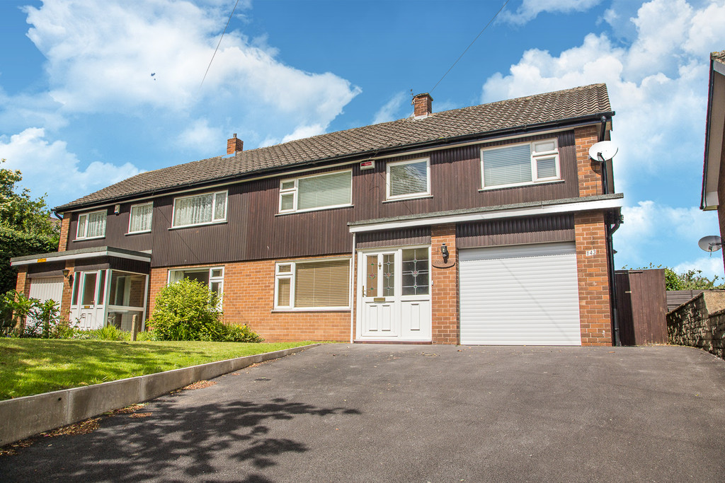 Extended Four Bedroom Semi for sale in Thrybergh, Rotherham, S6