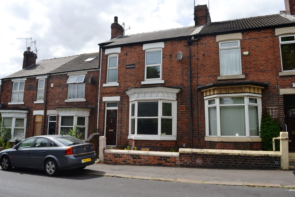 2 x 1 Bedroom Flats for sale in , Rotherham, S6