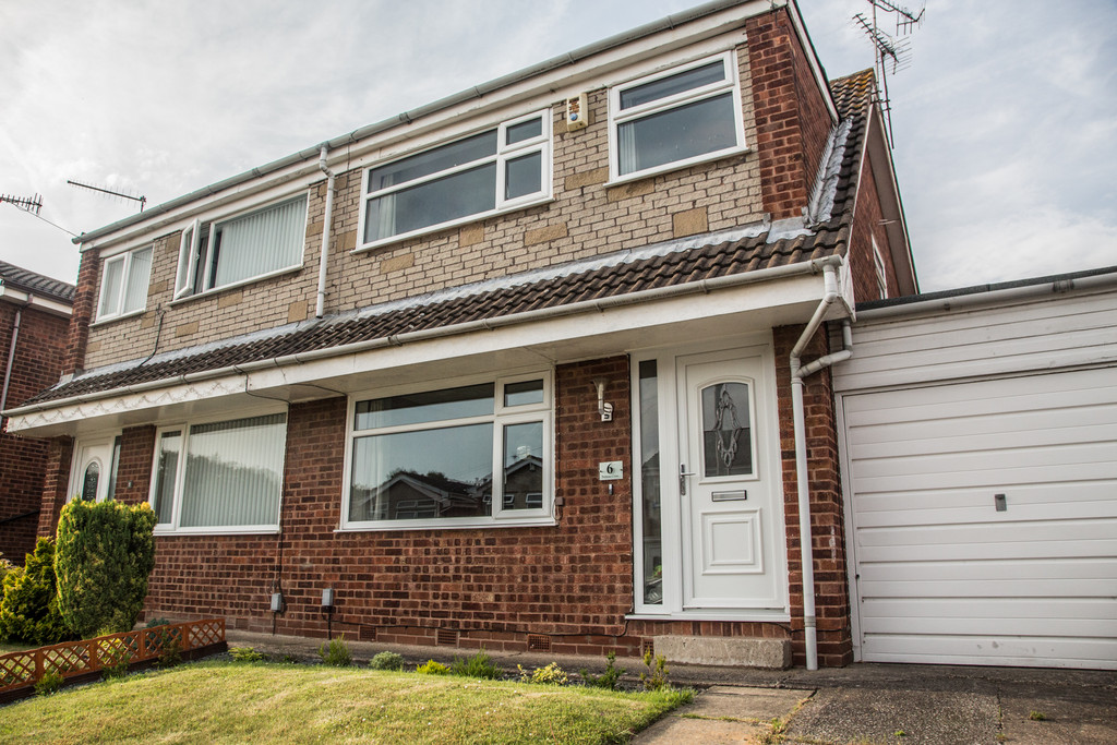 Three Bedroom Semi Detached House for sale in , Rotherham, S6