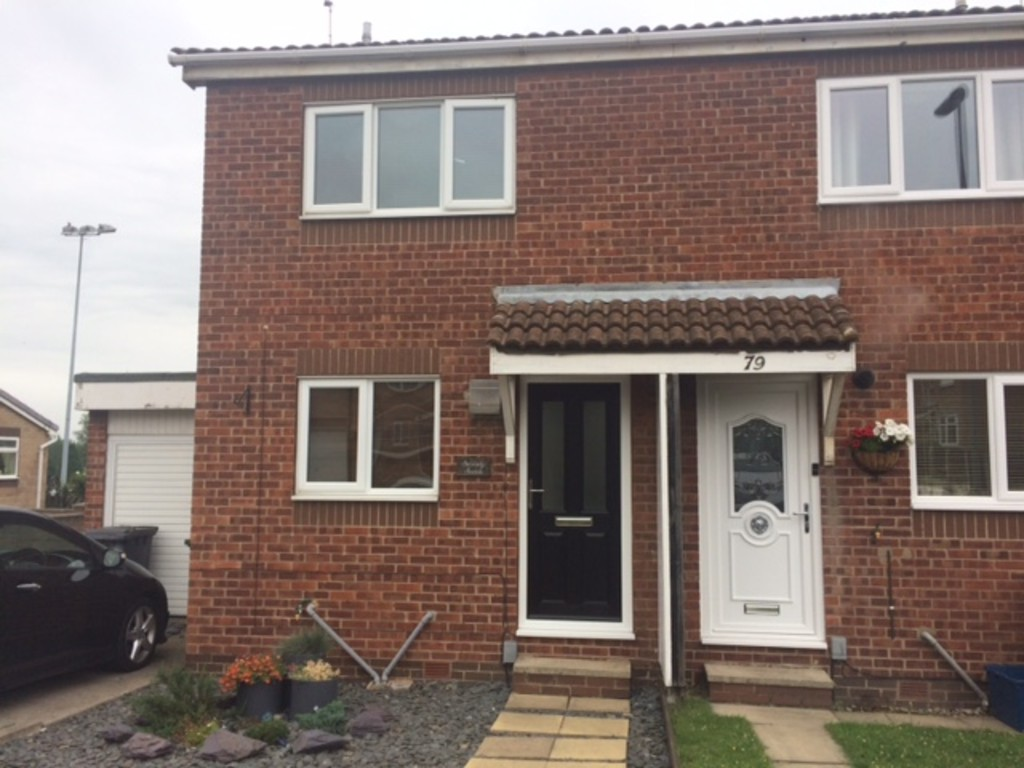 Two double bedrooms for rent in Rawmarsh, Rotherham, S6