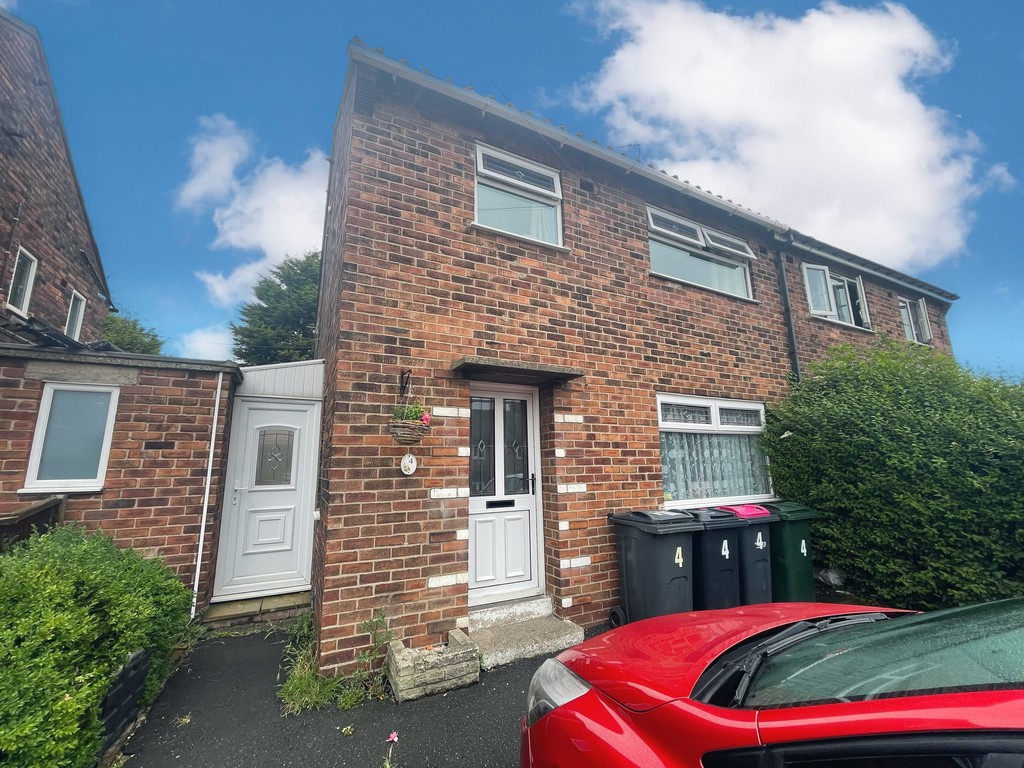 Three bedroom semi detached home for sale in Thrybergh, Rotherham, S6