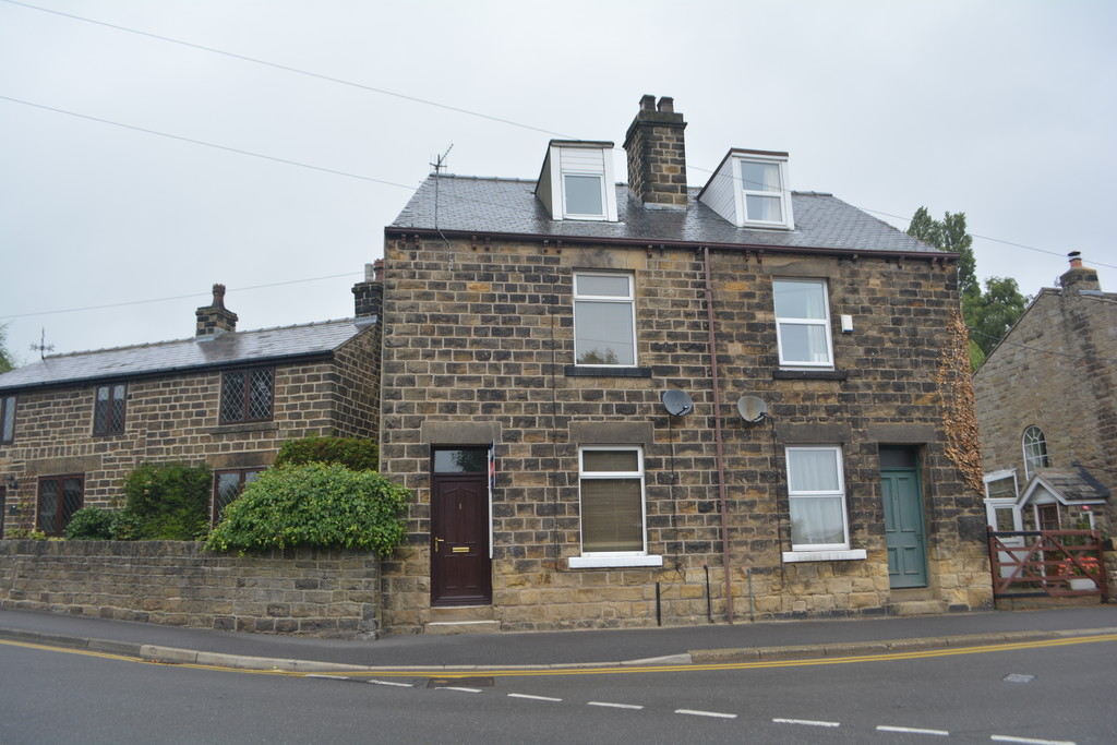 Two Bedroom End Terraced Cottage for sale in Loxley, Sheffield, S6