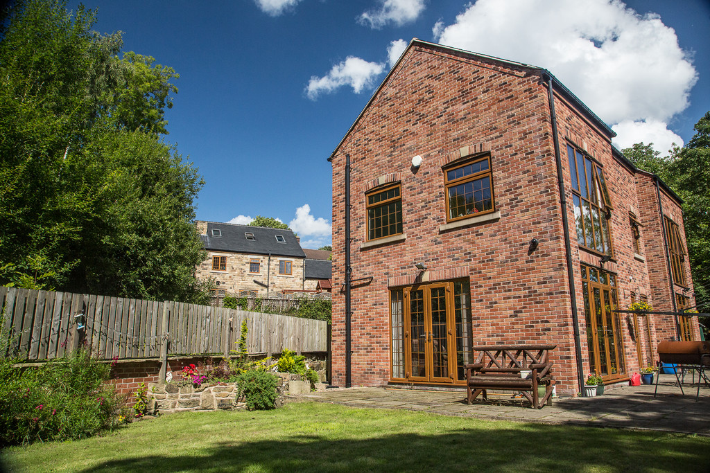 Five Bedroom Detached Home for sale in Loxley, Sheffield, S6