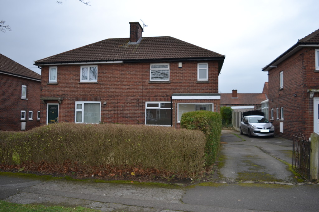 Two Bedroom Semi Detached for sale in , Rotherham, S6