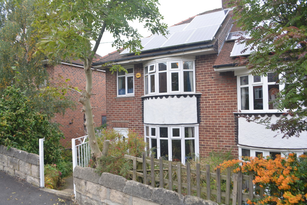 Bay Windowed Semi Detached House for sale in , Sheffield, S1