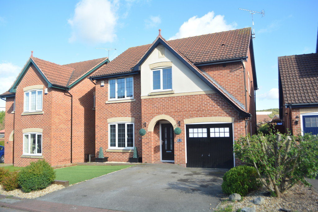 Four Bedroom Detached Home for sale in Chapeltown, Sheffield, S3