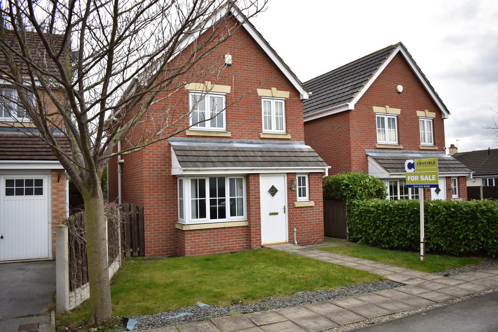 Three Bedroom Detached House for sale in , Bolton Upon Dearne, S6
