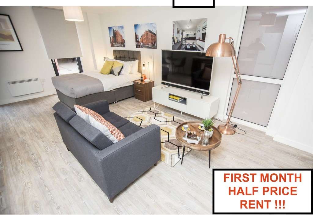 First months HALF PRICE RENT ! for rent in Kelham Island, Sheffield, S3