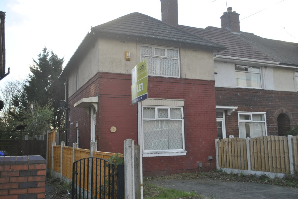 Two Bedroom End Terrace for rent in Shirecliffe, Sheffield, S5