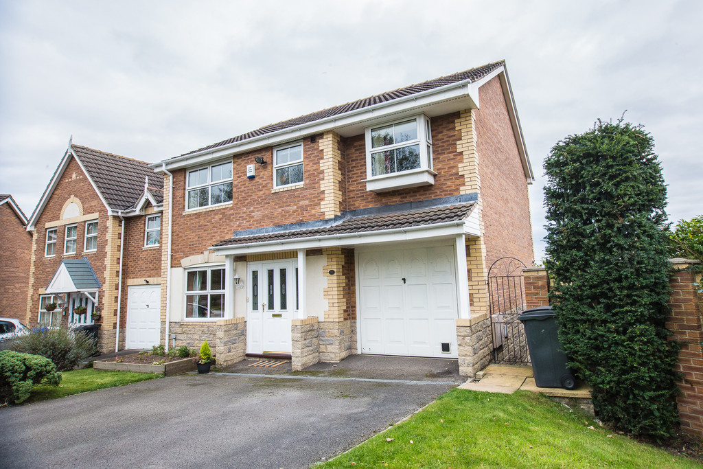 Four Double Bedroom Detached for sale in Ecclesfield, Sheffield, S3