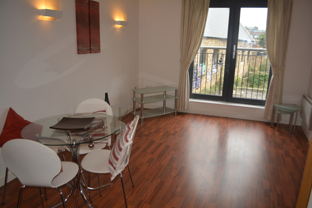 One Bedroom Second Floor Apartment for sale in 158 Solly Street, Sheffield, S1