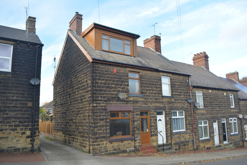 Three Bedroom End Terrace for sale in Chapeltown, Sheffield, S3