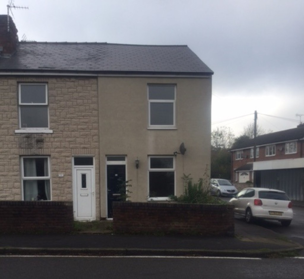 Three bedroom End Terraced Property for rent in Shuttlewood, Chesterfield, S4
