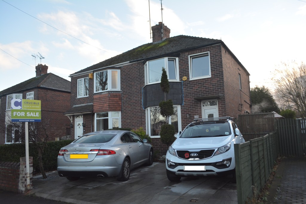 Three Bedroom Semi Detached House for sale in Ecclesfield, Sheffield, S3