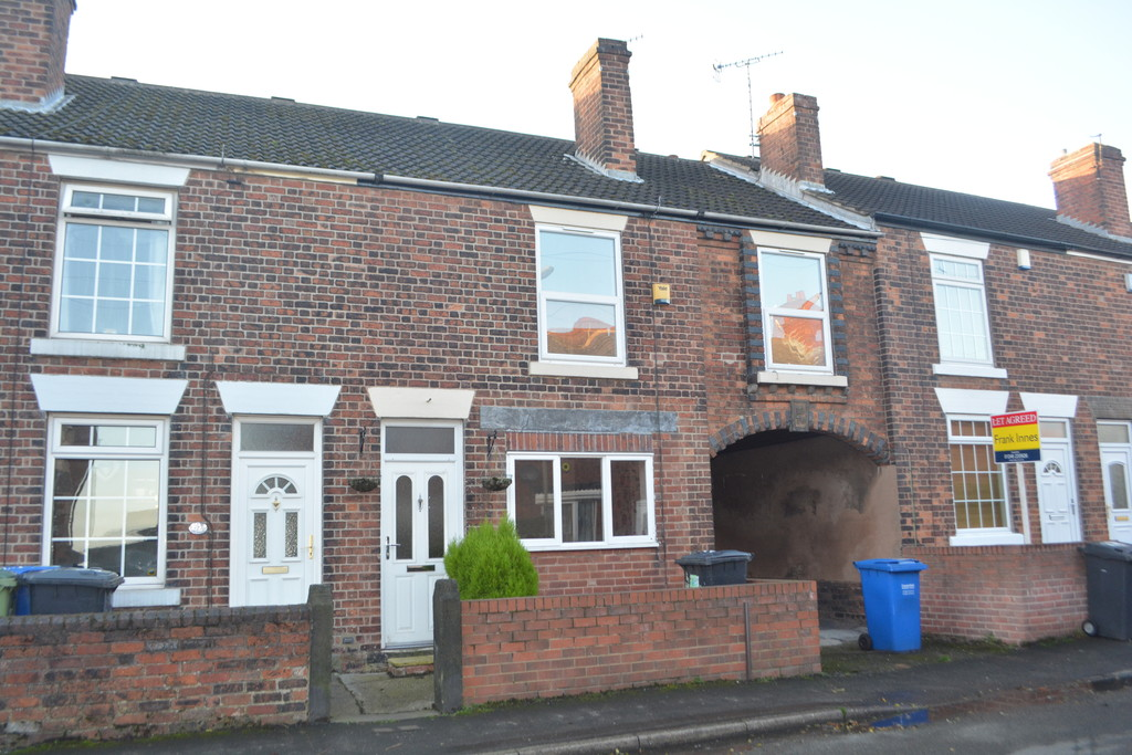 Three Bedroom Terrace for sale in Brimington, Chesterfield, S4