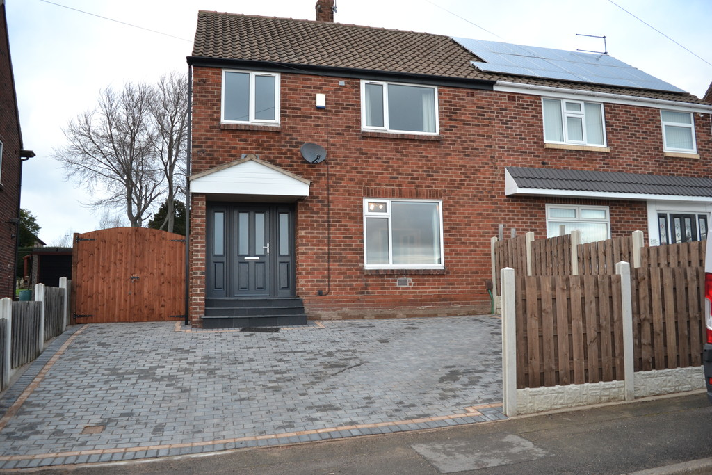 Three Bedroom Semi for sale in , Rotherham, S6