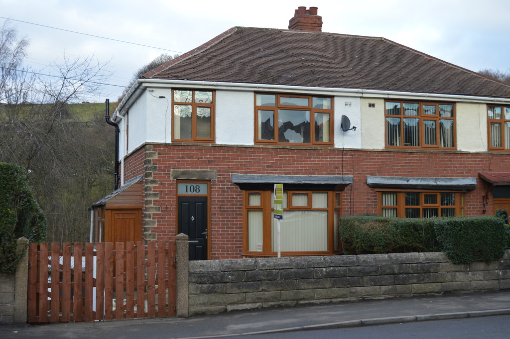 Three Bedroom Semi Detached Home for sale in Deepcar, Sheffield, S3