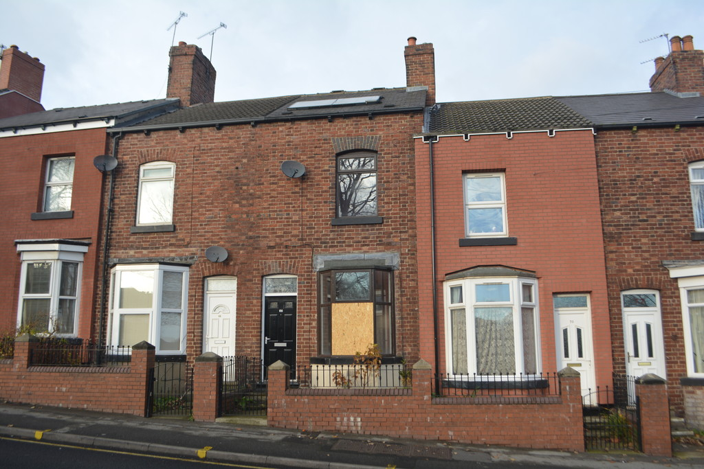 Three Bedroom Terrace for sale in , Barnsley, S7