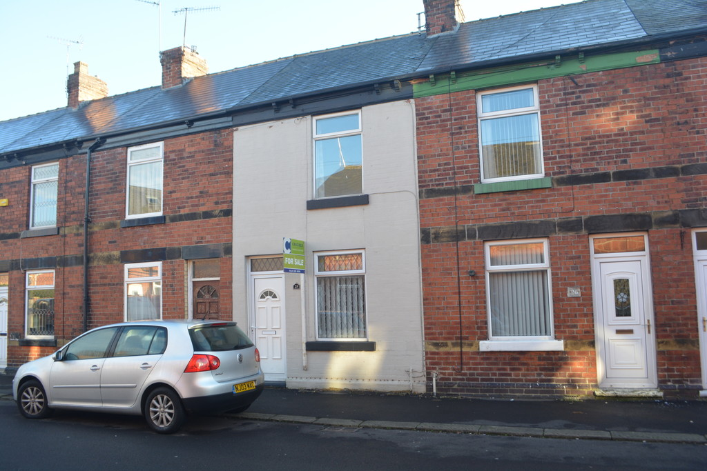Two Bed Mid Terrace for sale in Ecclesfield, Sheffield, S3