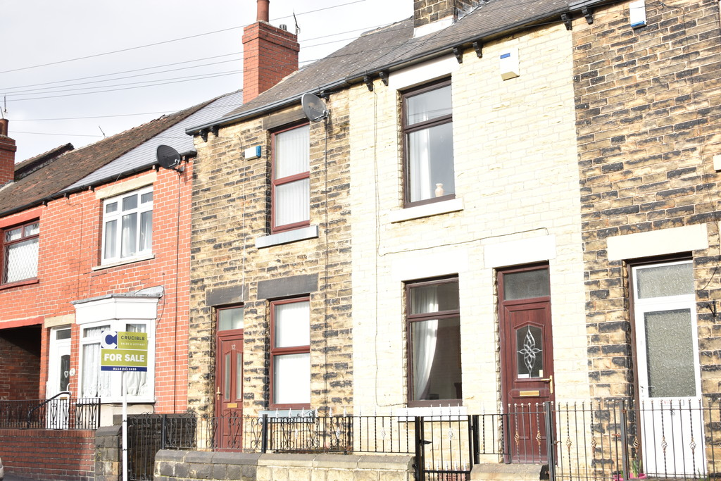 Three Bedroom Terraced Home for sale in Wadsley Bridge, Sheffield, S6