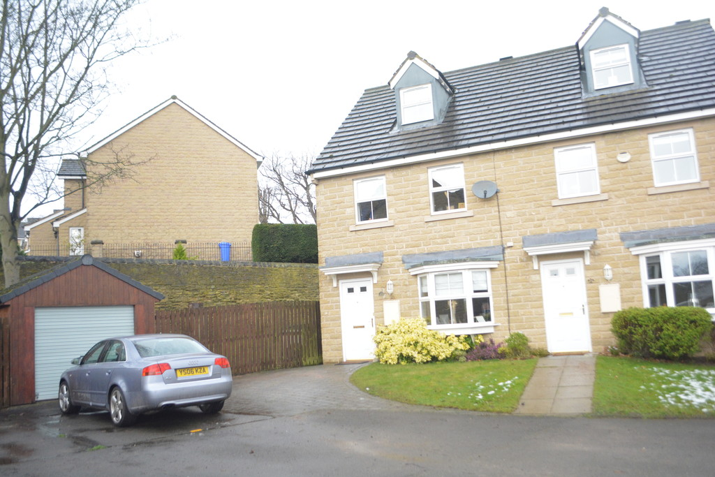 Cul-De-Sac Location for sale in Grenoside, Sheffield, S3