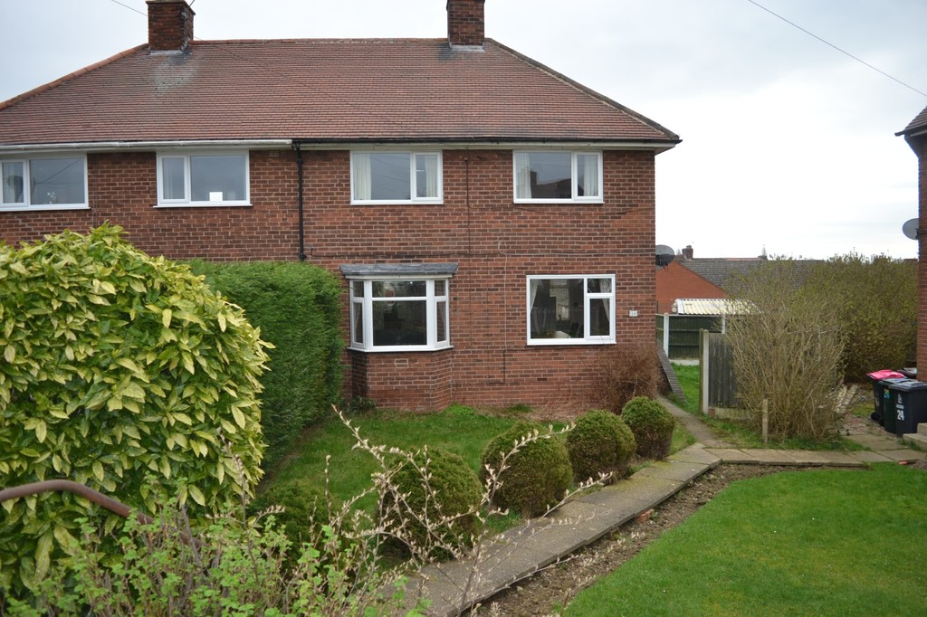 Two Double Bedroom Semi Detached for sale in Thurcroft, Rotherham, S6