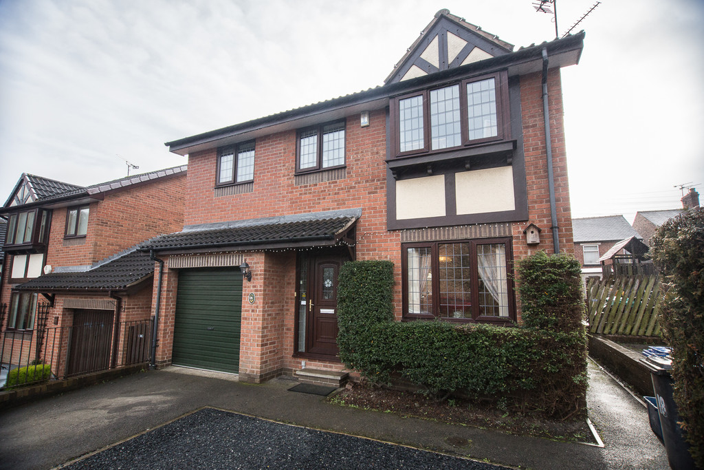 Four Bed Detached Residence  for sale in Chapeltown, Sheffield, S3