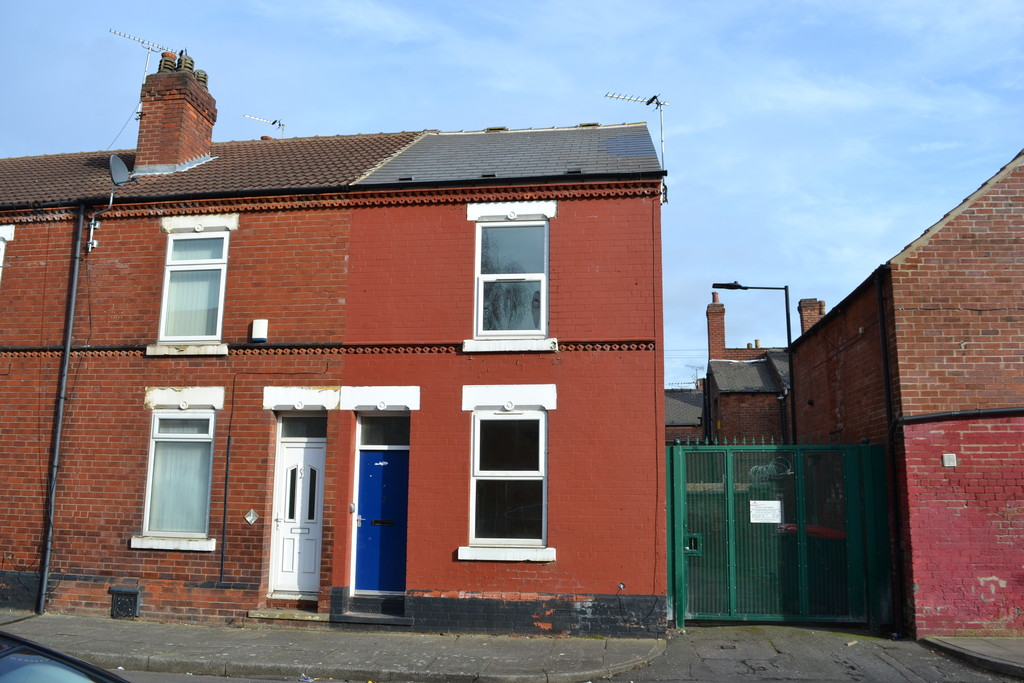Two Bedroom End Terraced House for sale in , Doncaster, DN