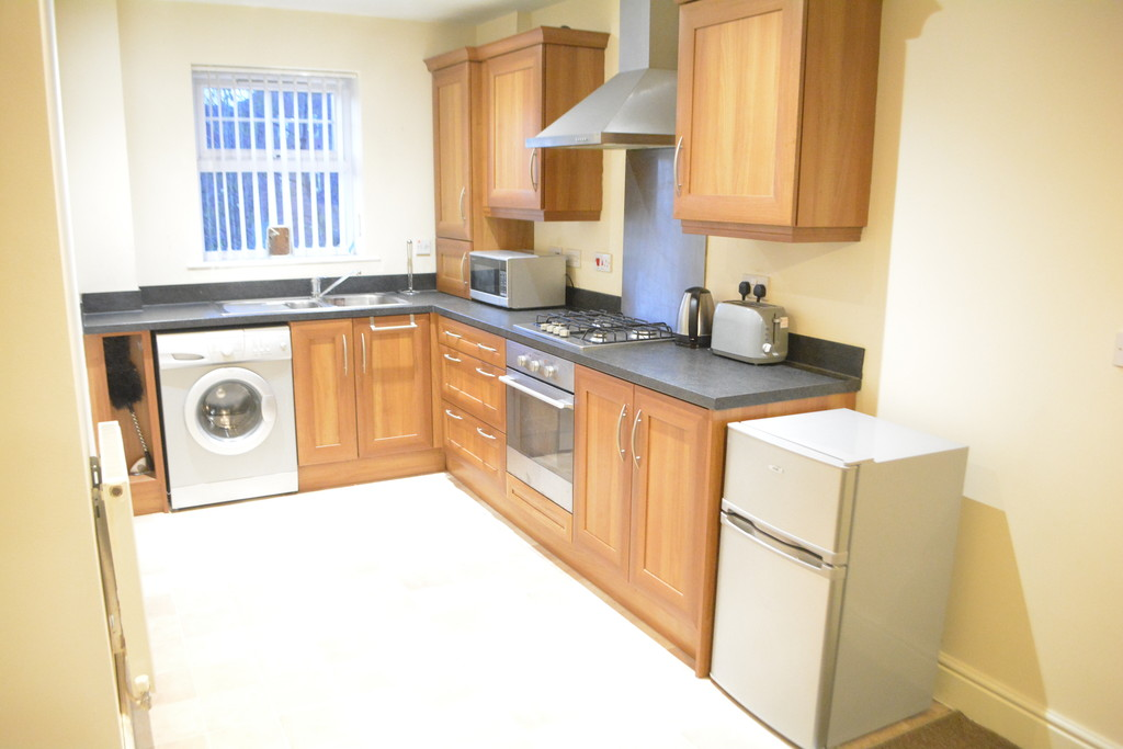 Modern Two Bedroom Apartment for rent in Brampton, Barnsley, S7