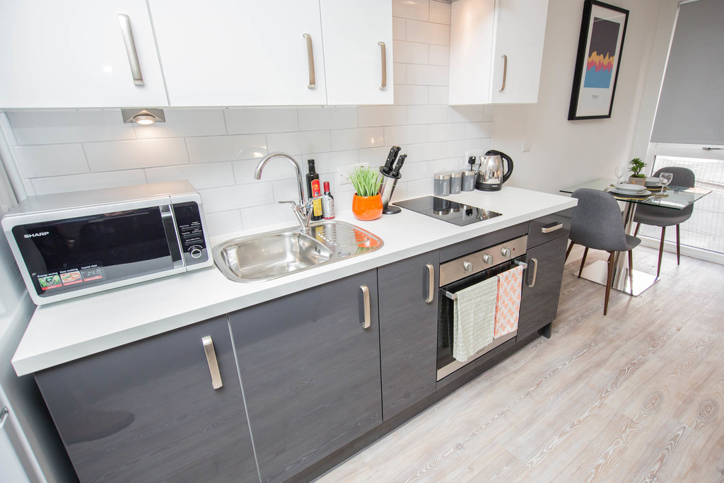 Studio Apartment for rent in Kelham Island, Sheffield, S3