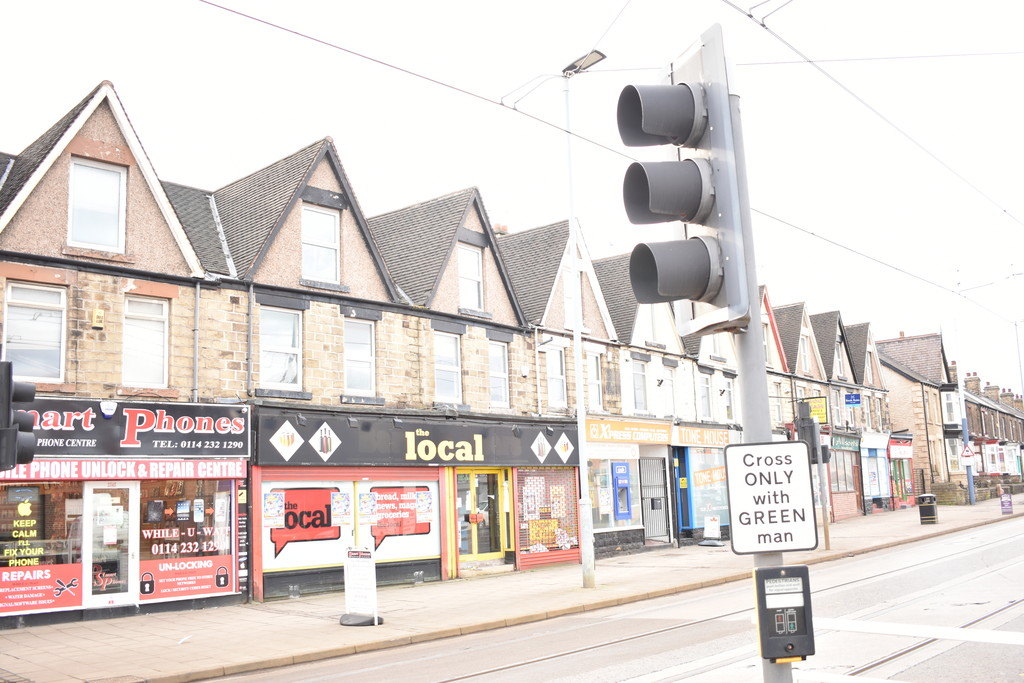 Commercial Unit with Two Apartments for sale in Hillsborough, Sheffield, S6
