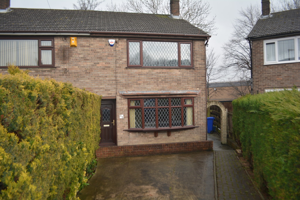 Three bedroom semi-detached home for sale in , Sheffield, S9