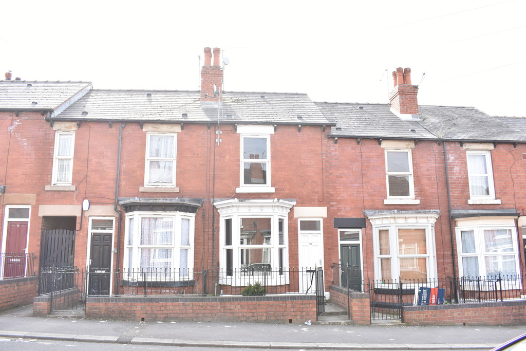 Two Double Bedroom Mid Terrace  for sale in Tinsley, Sheffield, S9